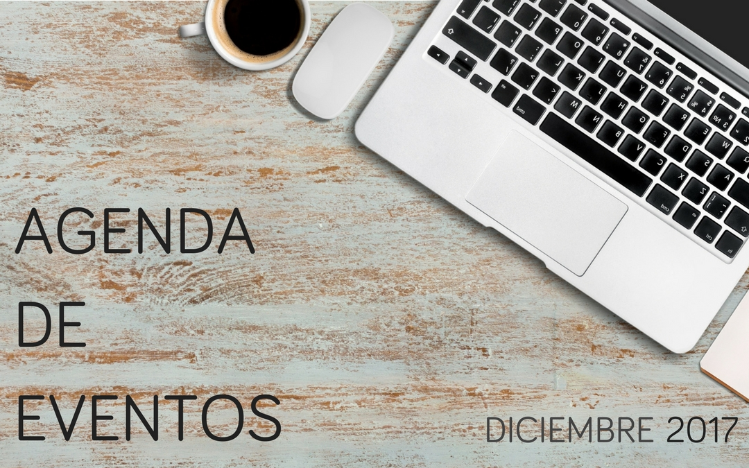 Eventos de marketing e investigación de mercados: Diciembre 2017