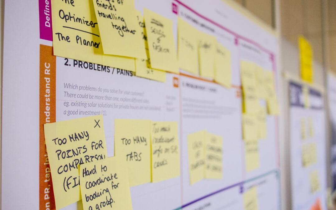 Fases y soluciones en un proyecto de innovación digital