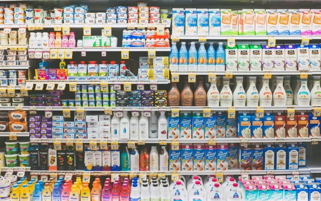 Consumo de leche y otros productos lácteos: gustos y preferencias