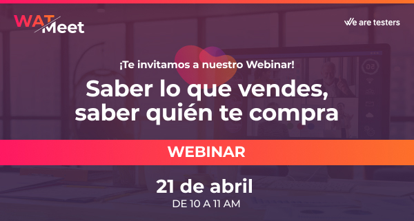 Nueva edición de nuestro webinar WAT Meet sobre research y marketing